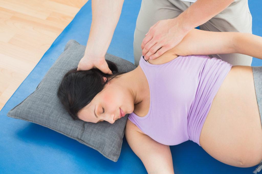 Prenatal and fertility massage in Winston-Salem NC