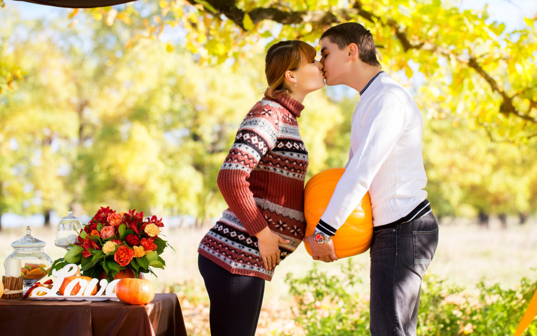 Nine great things about being pregnant in autumn